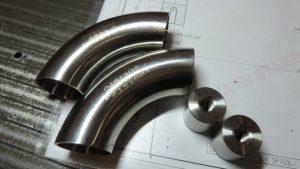 Esecuzione a disegno manufatti inox
